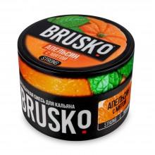 Brusko Апельсин с мятой 50 гр Strong
