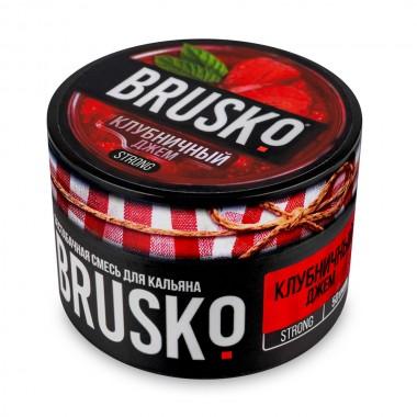 Brusko Клубничный джем 50 гр Strong