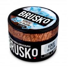 Brusko Кокос со льдом 50 гр Strong