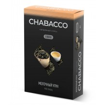 Chabacco Milk Oolong Strong 50 гр